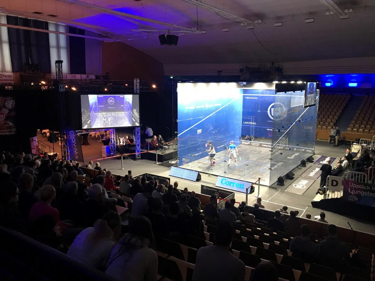 Swedish Open Squash