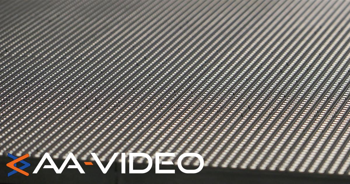 Uppdaterad LED-panel