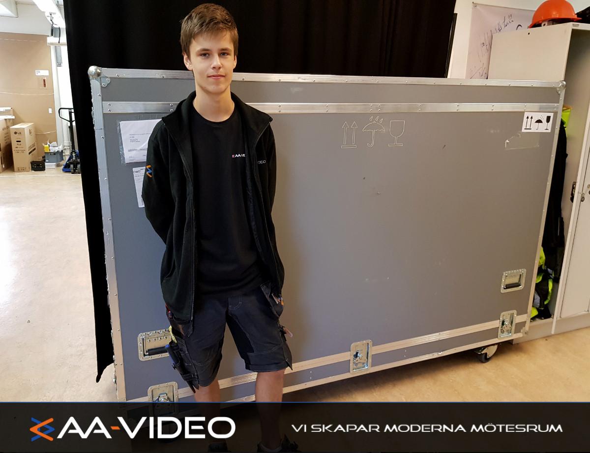Träffa AA-Video på Näringslivsmässan