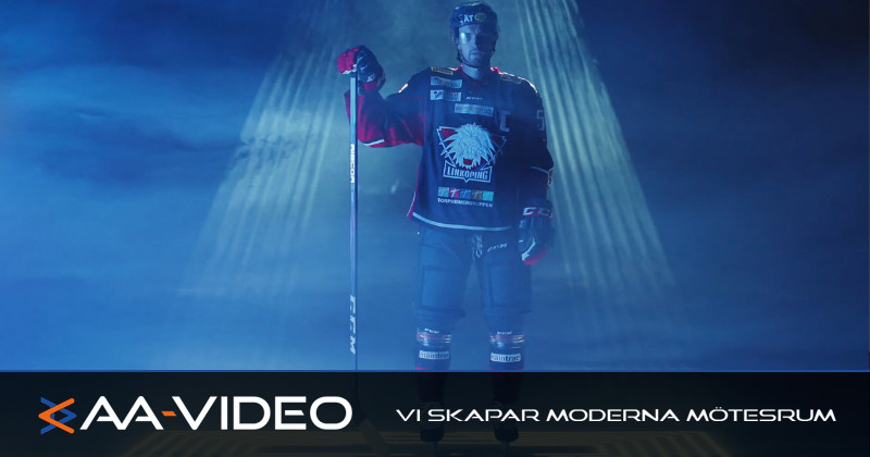 AA-Video - Levererar via Fishy Minds till Linköping Hockey Club