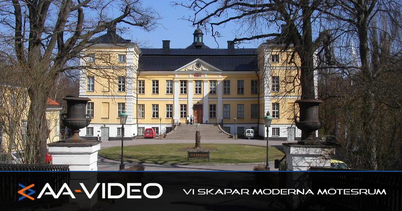 AA-Video bistod när Siemens hade veteranfest
