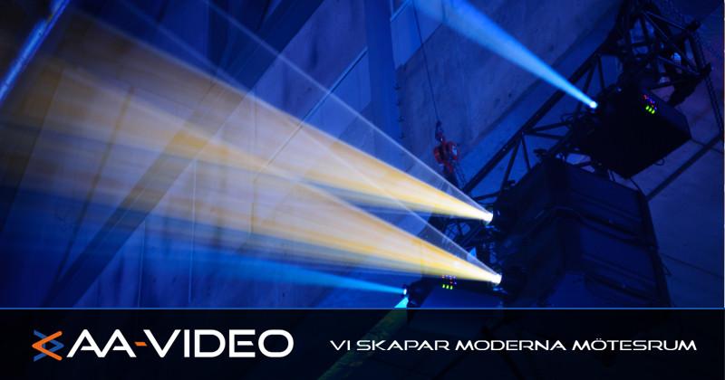 AA-VIDEO Expanderar