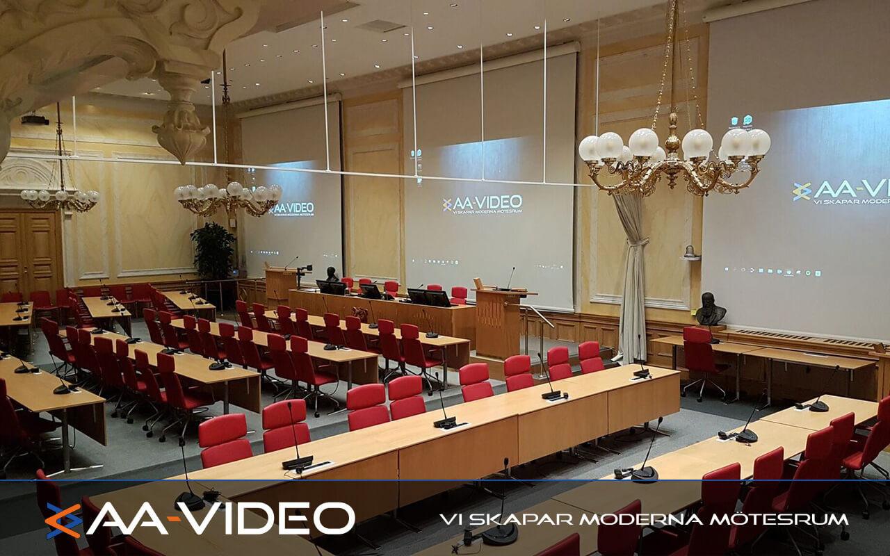 Linköpings Kommunfullmäktigesal