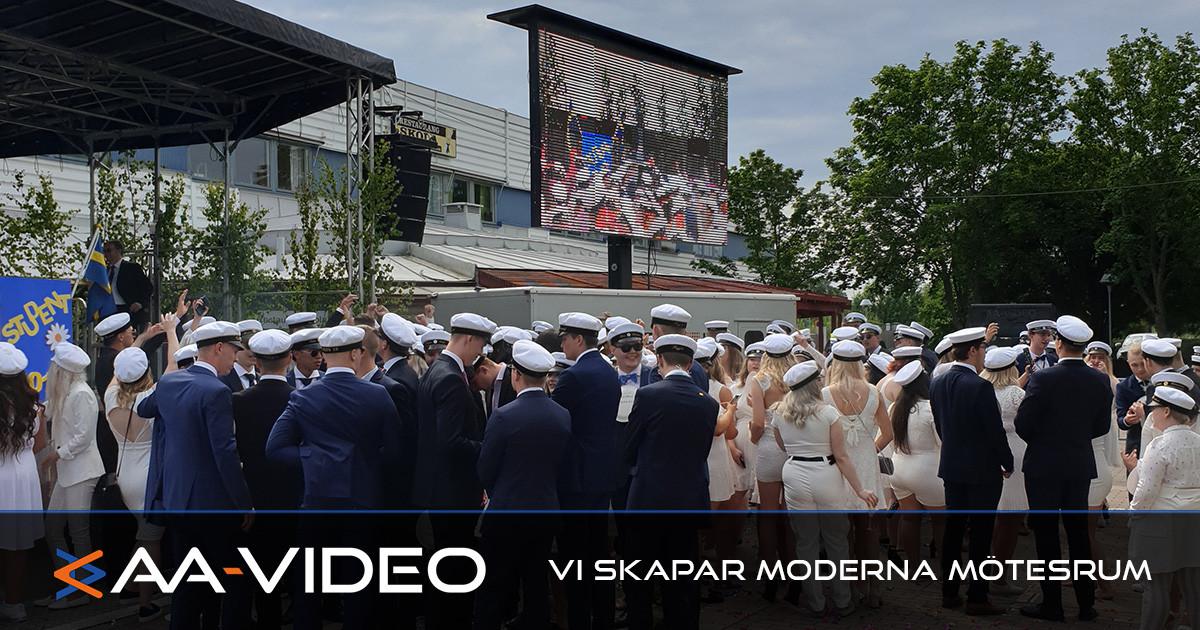 Ljunkans skolavslutning – AA- Video var på plats!