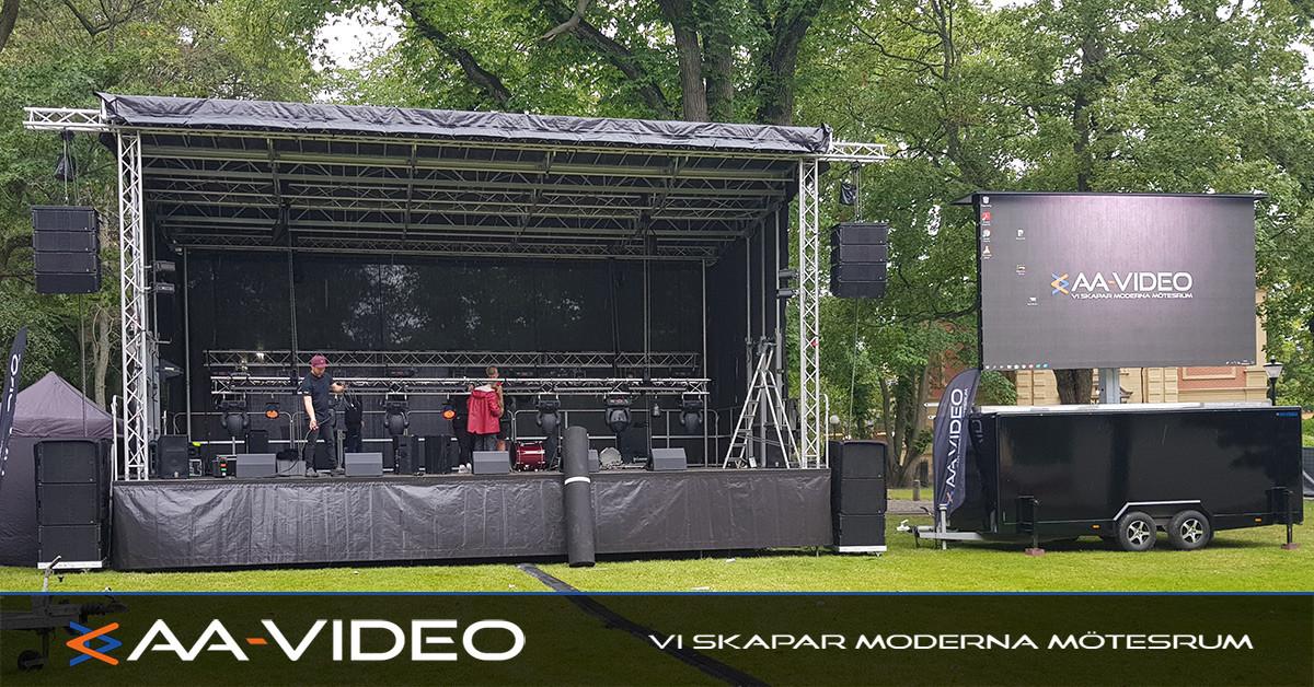 Stadsfesten linköping